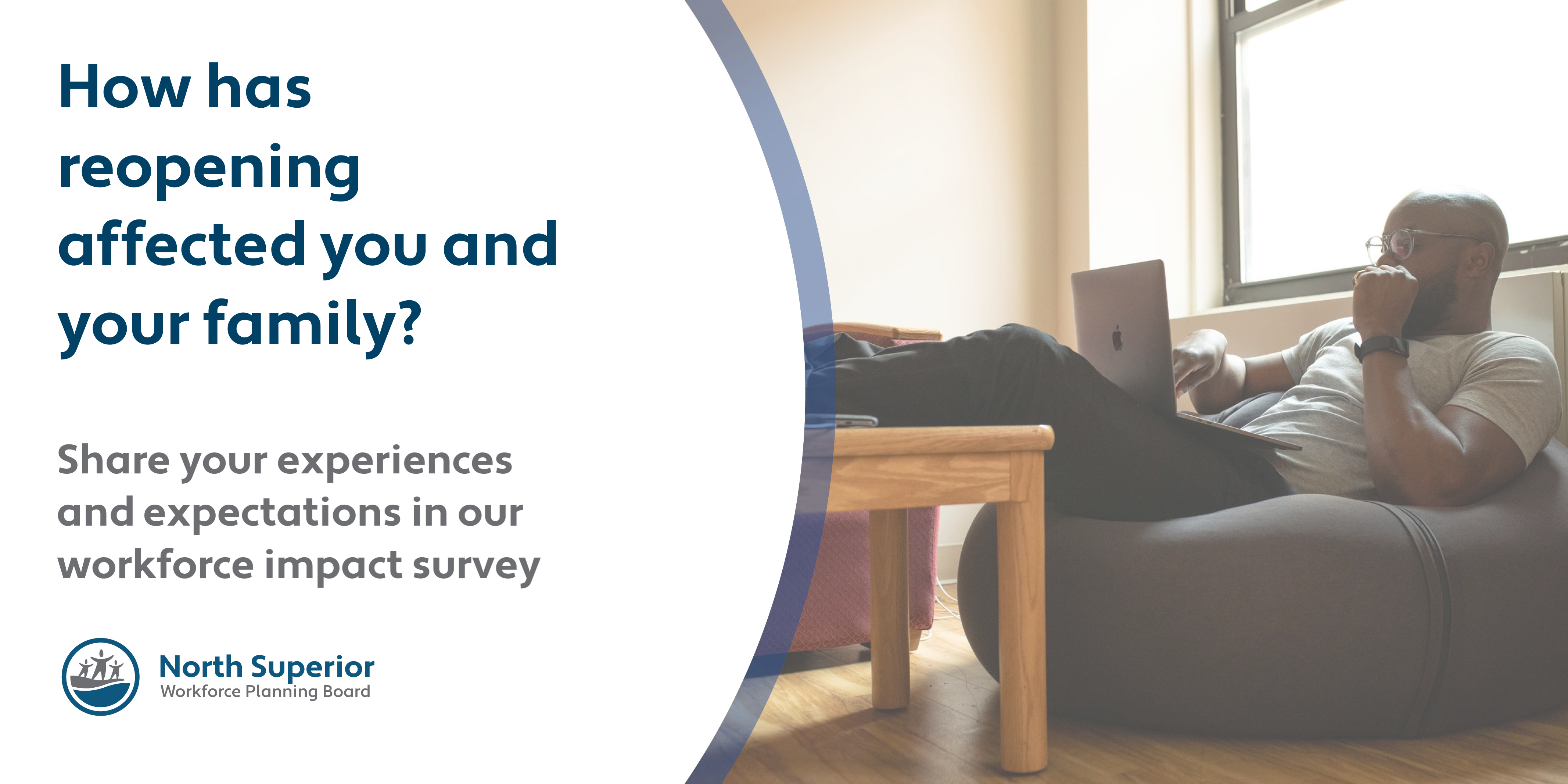 How has reopening affected you and your family? Share your experiences and expectations in our workforce impact survey